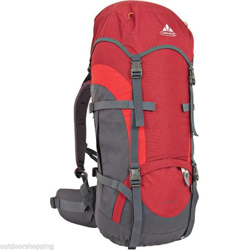 RED SAWTOOTH 65+10 BACKPACK